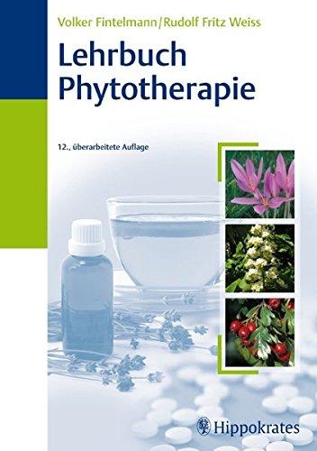 9783830454182: Lehrbuch der Phytotherapie