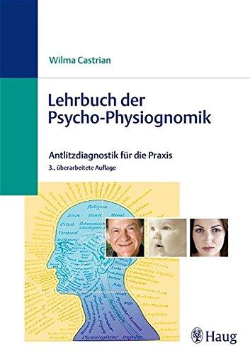 9783830471844: Lehrbuch der Psycho-Physiognomik