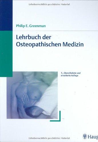 9783830472070: Lehrbuch der Osteopathischen Medizin