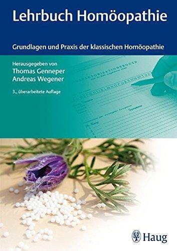 Lehrbuch Homöopathie: Thomas Genneper