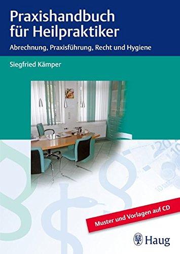 9783830473671: Praxishandbuch für Heilpraktiker