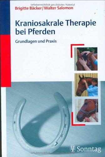 9783830490005: Kraniosakrale Osteopathie bei Pferden