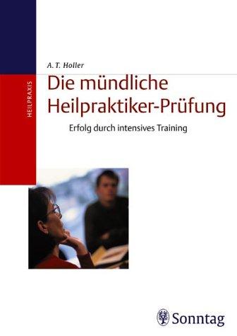 9783830490166: Die mündliche Heilpraktiker-Prüfung