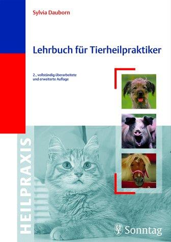 9783830490630: Lehrbuch für Tierheilpraktiker
