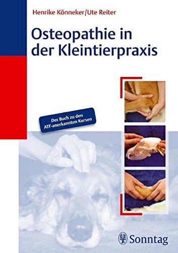 9783830491743: Osteopathie in der Kleintierpraxis