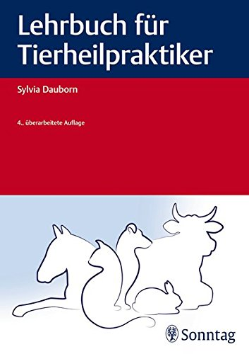 Lehrbuch für Tierheilpraktiker: Sylvia Dauborn