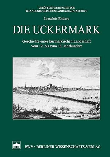 Die Uckermark: Lieselott Enders