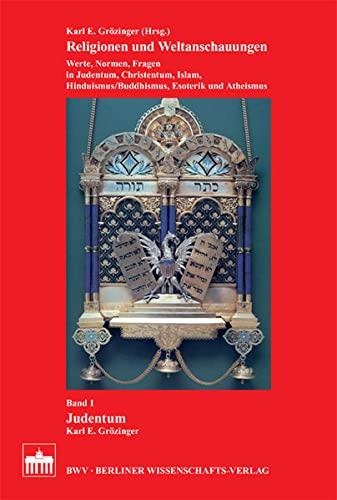 Religionen und Weltanschuungen (6 Bände): Karl E Grözinger