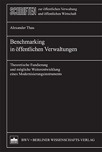 Benchmarking in öffentlichen Verwaltungen: Alexander Thau