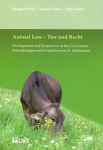Animal Law - Tier und Recht: Margot Michel