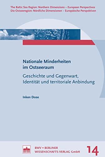 Nationale Minderheiten im Ostseeraum: Inken Dose