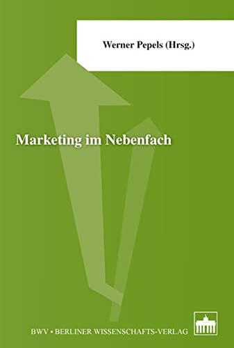 9783830532538: Marketing im Nebenfach