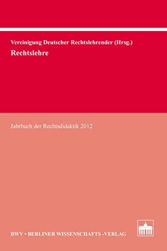 9783830532781: Rechtslehre