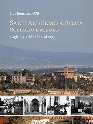 Sant'Anselmo a Roma - Collegio e ateneo: Pius Engelbert