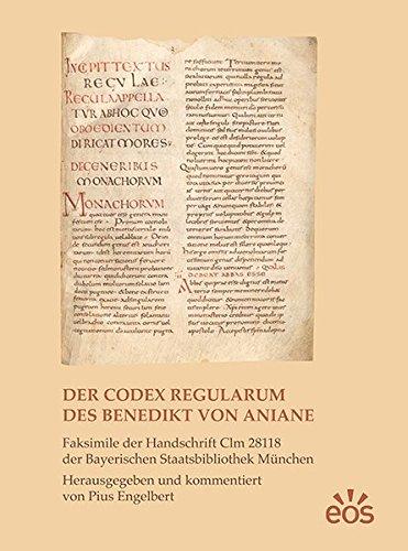 9783830677574: Der Codex Regularum des Benedikt von Aniane
