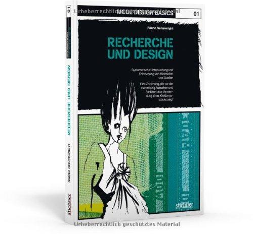 9783830708476: Mode Design Basics: Recherche und Design