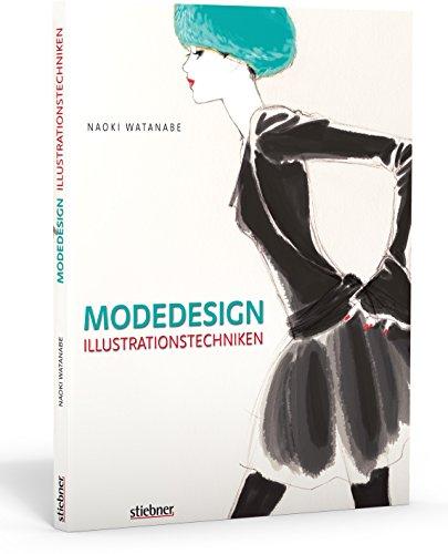 9783830708537: Modedesign - Illustrationstechniken