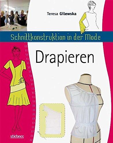 9783830708858: Schnittkonstruktion in der Mode: Drapieren