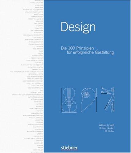9783830712954: Design: Die 100 Prinzipien für erfolgreiche Gestaltung