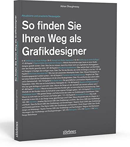 9783830713944: So finden Sie Ihren Weg als Grafikdesigner