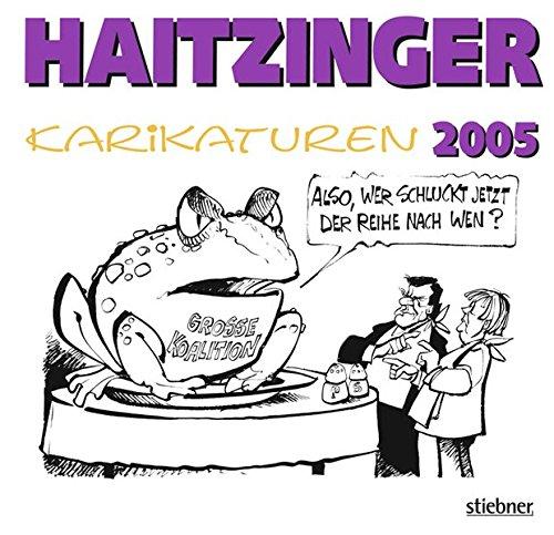 Karikaturen 2005: Horst Haitzinger