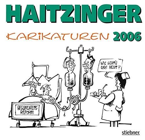 9783830716716: Karikaturen 2006. Politische Karikaturen