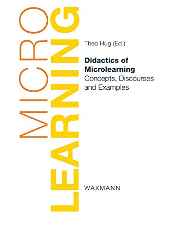 9783830918691: Didactics of Microlearning: Concepts, Discourses and Examples (German Edition)