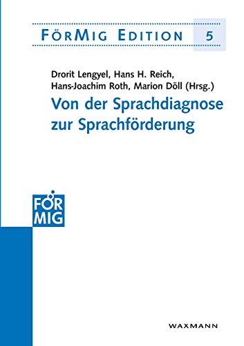 9783830921707: Von der Sprachdiagnose zur Sprachförderung (German Edition)