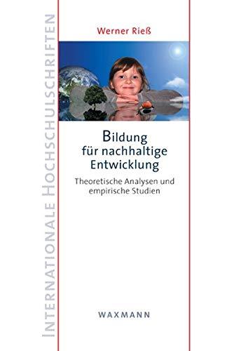 Bildung für nachhaltige Entwicklung: Werner Rieß