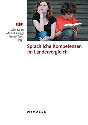 9783830923398: Sprachliche Kompetenzen im Ländervergleich