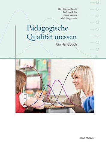 9783830924159: Pädagogische Qualität messen: Ein Handbuch