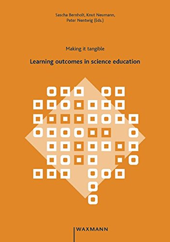 9783830926443: Making it Tangible: Learning Outcomes in Science Education