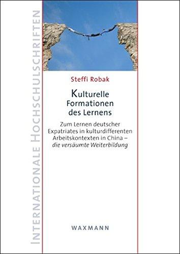 Kulturelle Formationen des Lernens: Steffi Robak