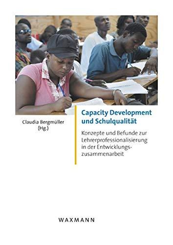 9783830927945: Capacity Development und Schulqualität