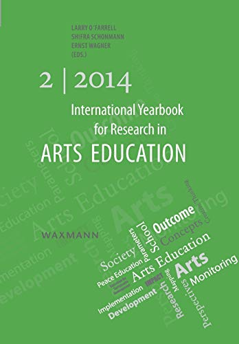 9783830930037: International Yearbook for Research in Arts Education 2/2014