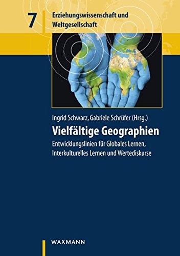 9783830930518: Vielfältige Geographien