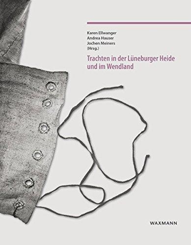 9783830932086: Trachten in der Lüneburger Heide und im Wendland