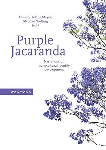 9783830933502: Purple Jacaranda: Narrations on Transcultural Identity Development