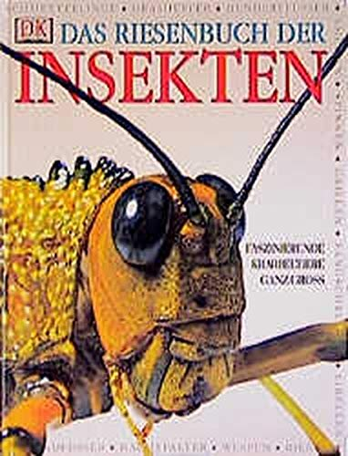 9783831000814: Das Riesenbuch der Insekten. Faszinierende Krabbeltiere ganz groß