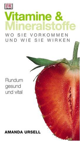 9783831001873: Vitamine und Mineralstoffe.