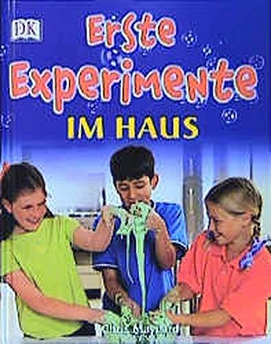 9783831002368: Erste Experimente im Haus