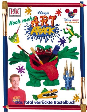 9783831003419: Noch mehr Art Attack. Das total verrückte Bastelbuch