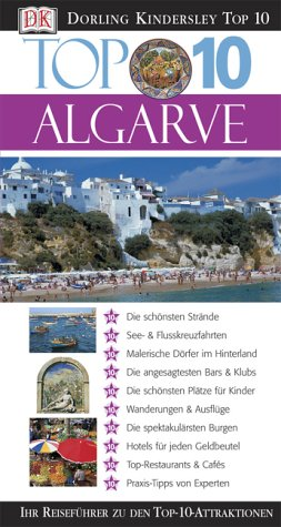 9783831004058: Top 10 Algarve.