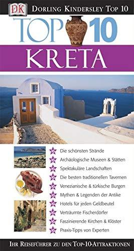 9783831004089: Top 10 Kreta.