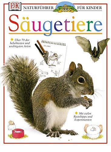Naturführer für Kinder. Säugetiere (3831004560) by David Burnie
