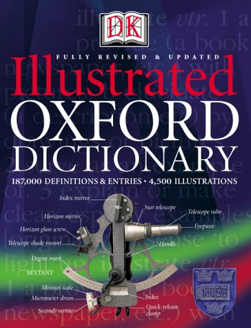 9783831004768: Illustrated Oxford Dictionary.
