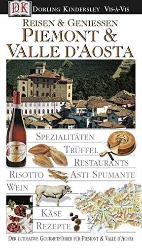 9783831005338: Reisen und Geniessen Piemont & Valle d'Aosta. VIS a VIS