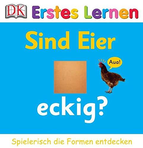 9783831006076: Erstes Lernen. Sind Eier eckig?