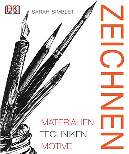 9783831007660: Zeichnen: Materialien, Techniken, Motive