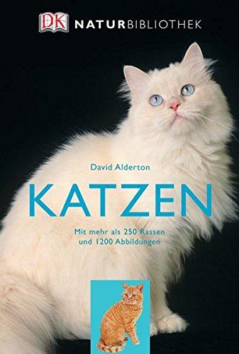9783831007868: Natur-Bibliothek Katzen: Mit mehr als 250 Rassen